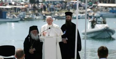Папа Франциск назвал ситуацию беженцев «самой большой гуманитарной катастрофой после Второй мировой войны»