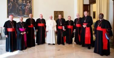 14-е заседание Совета кардиналов завершило свою работу