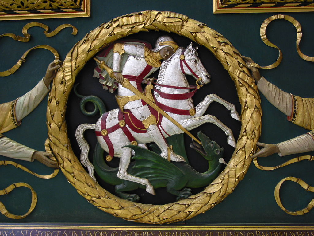 В день памяти Св. Георгия-мученика Папа Бергольо отпраздновал свои именины