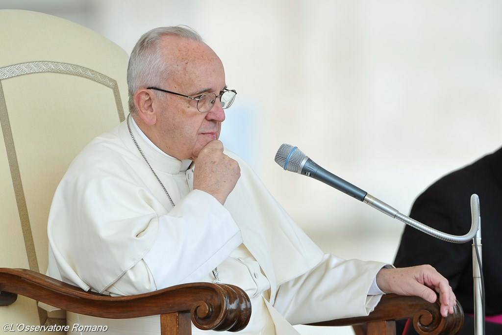 Обнародовано увещание Папы Франциска Amoris Laetitia