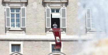 Проповедь Папы Франциска перед чтением молитвы «Царица Небесная» в воскресенье 17 апреля 2016 г.