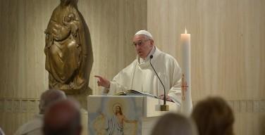 Папа: и в наши дни в Церкви есть сопротивление Святому Духу, но Он всегда побеждает