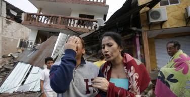 Землетрясение в Эквадоре: число жертв превысило 500 человек, к спасательным операциям подключилась Европа