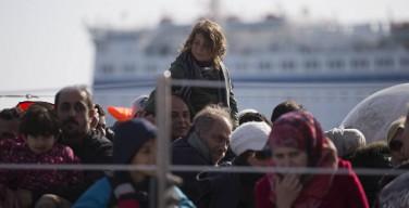 Папа Франциск отправится на греческий «остров беженцев» 16 апреля
