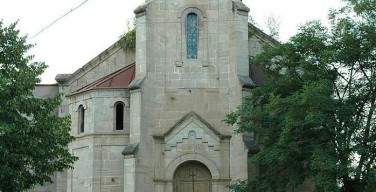 В Грузии начинается реставрация кирхи и других памятников немецкой культуры
