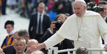 Папа: сердце нашей веры – сострадание