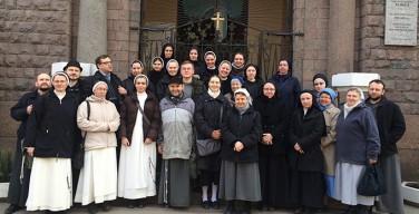 В Петербурге проходит встреча монашествующих из России и стран СНГ