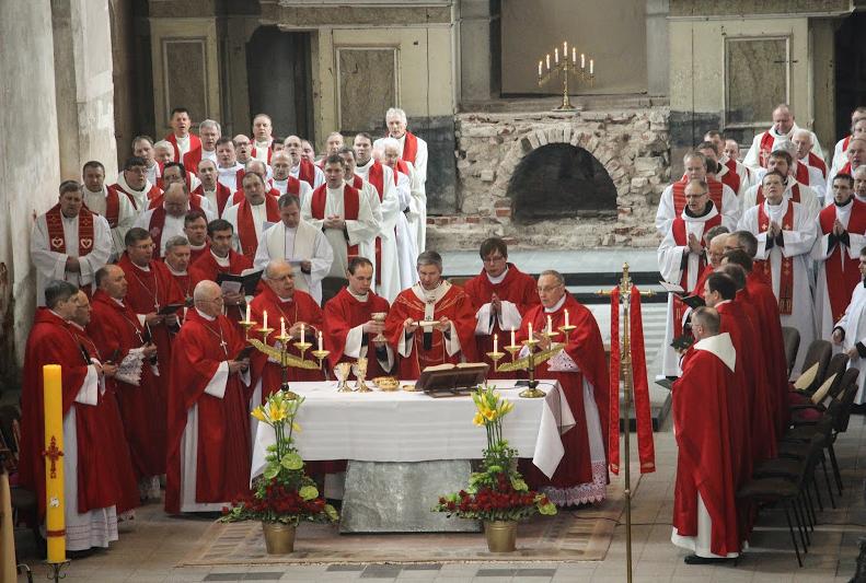 ЮБИЛЕЙ:  Каунасской духовной семинарии — 150 лет (ФОТО)