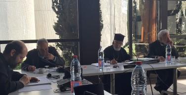 Завершилось первое заседание секретариата Всеправославного собора