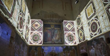 В Риме закончена реставрация уникальной древней церкви