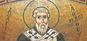 Святой Афанасий Александрийский