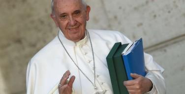 Апостольское обращение Папы Франциска по вопросам семейной жизни будет опубликовано 8 апреля