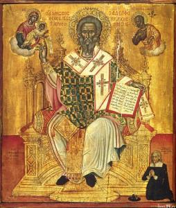 Икона святого Иакова Праведного