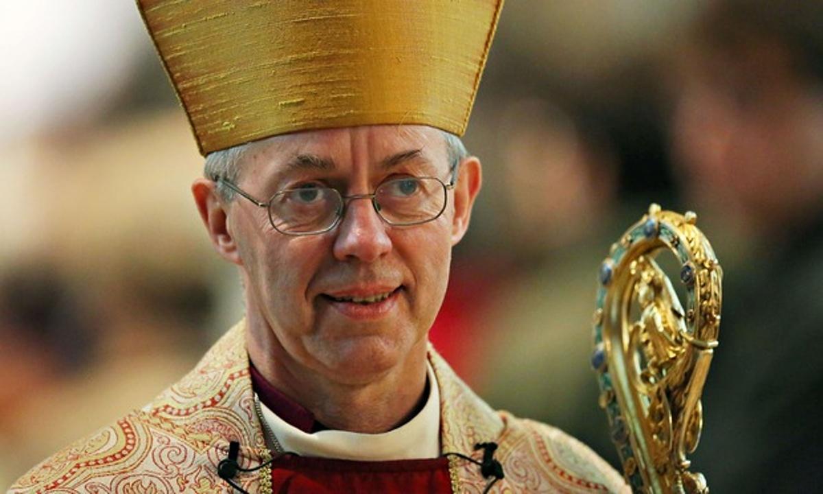 Архиепископ Кентерберийский узнал имя своего отца