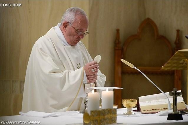Папа: Церковью управляет не закон, а послушание Святому Духу