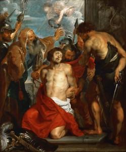 Рубенс. Страсти святого Георгия