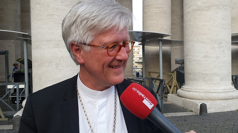 Папа Римский встретился с лидером Евангелической Церкви Германии