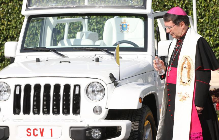 Папа назначил нового нунция в США