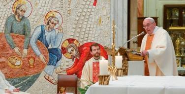 Папа: гонения как часть христианского свидетельства