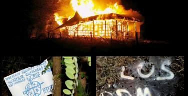 В Чили горят католические часовни. Ответственность за поджоги берут на себя индейцы мапуче