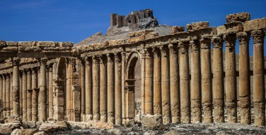 В Сирии оценили предложение Эрмитажа помочь в восстановлении Пальмиры