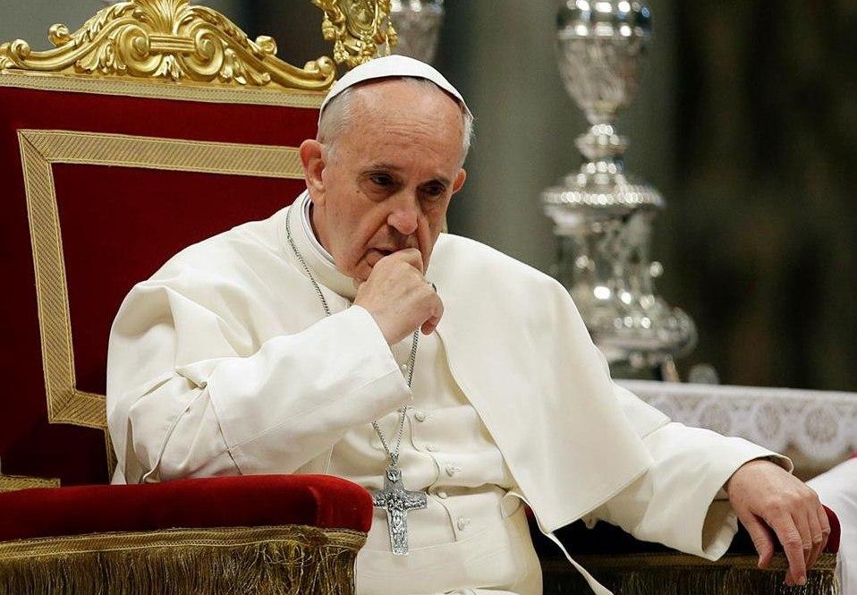 Папа признался, что ему приходилось сталкиваться с мафией