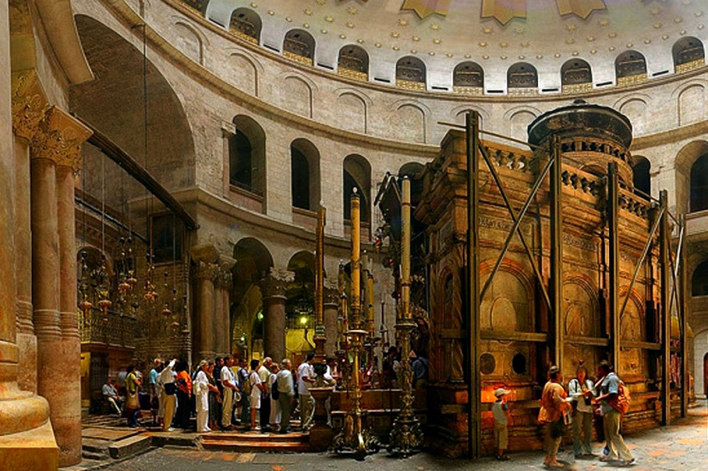 Король Иордании оплатит реставрацию Гроба Господня