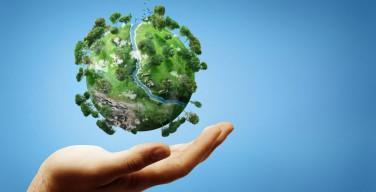 В День Земли Папа Франциск посетил акцию экологов