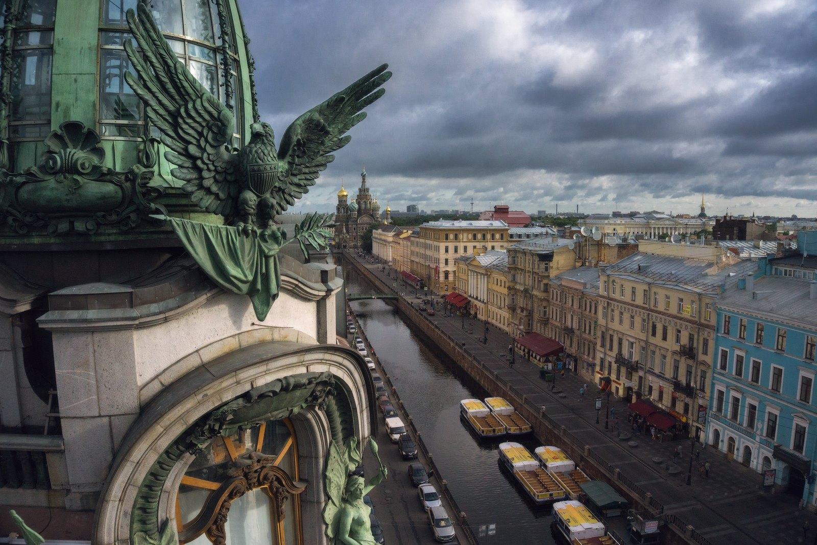 его маленькую самые фотогеничные места санкт петербурга настоящее время