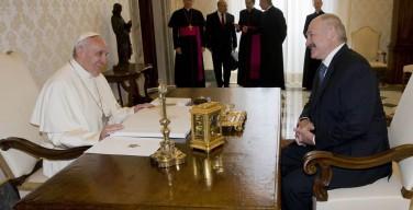 Митрополит Кондрусевич: К Ватикану часто обращаются, чтобы решить политические проблемы