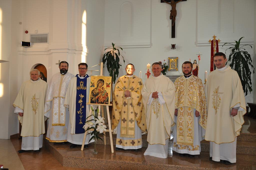 Встреча Западно-Сибирского деканата Преображенской епархии