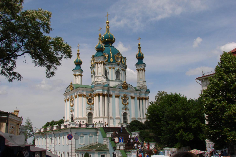 В центре Киева обнаружили древний дворец святого князя Владимира