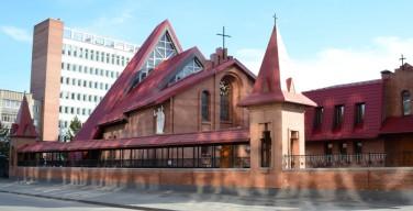 Об официальных сетевых медиа-ресурсах Римско-Католической Преображенской епархии в Новосибирске