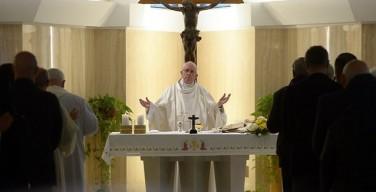 Папа: страдание, пережитое с христианской надеждой, сменяется радостью жизни