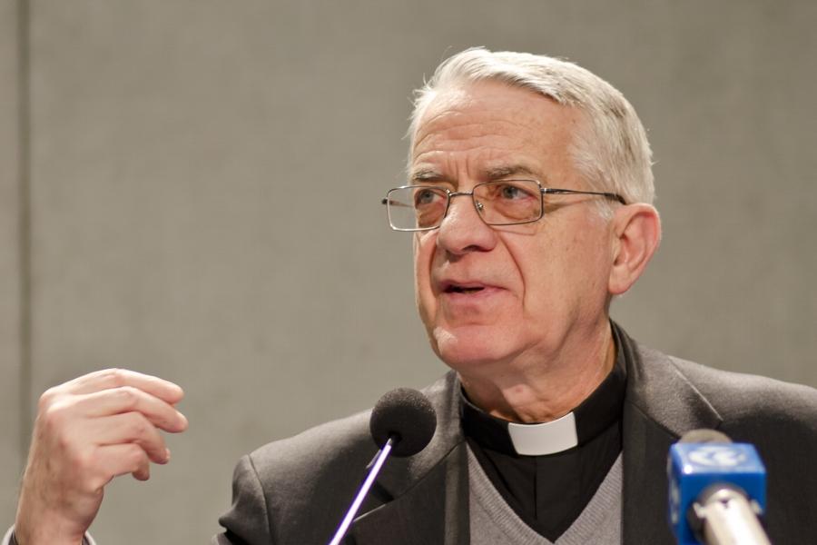 О. Федерико Ломбарди: Папа ничего не говорил о рукоположении женщин во диаконы