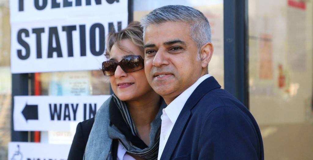 СМИ: мэром Лондона впервые избран мусульманин