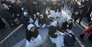 Рескрипт Папы Франциска: без консультации Апостольского Престола основание новых епархиальных монашеских институтов объявляется недействительным