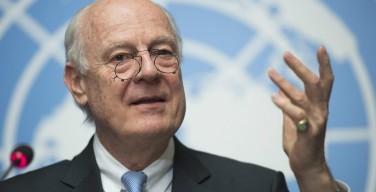 ООН выразила благодарность Папе за его послание для Сирии