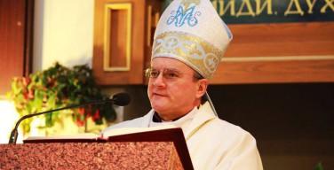 Папа назначил епископа Яна Собило главой комитета по гуманитарной помощи пострадавшим от войны на Украине