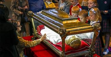 Послание Папы на праздник св. Марии Горетти, «свидетельницы прощения»