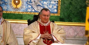 В Киеве госсекретарь Ватикана осудил «коррупцию, разрушающую свободу»