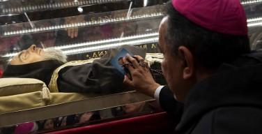 Как Католическая Церковь относится к эксгумации?