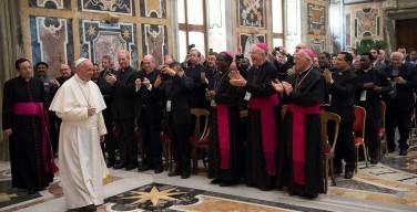 Папа: миссионерские общества призваны к ревностному возвещению Евангелия