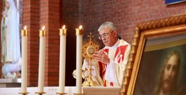Епископ Иосиф Верт: «Сравнивая то, что было до 91-го и после, хочется петь гимны Божьему милосердию»
