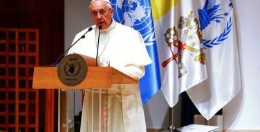 Папа: «Недопустимо считать чем-то естественным голод множества людей»