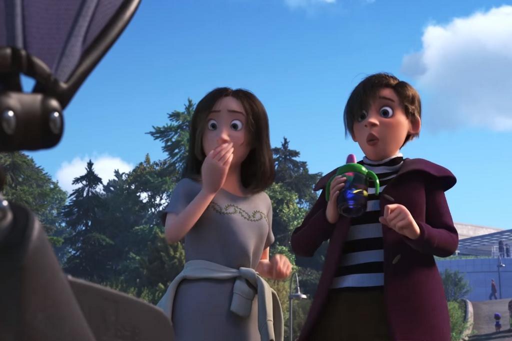 В новом мультфильме студии Pixar блогеры усмотрели лесбийскую пару