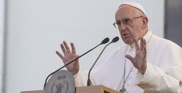 СМИ: понтифик отказался принять пожертвование с числом дьявола