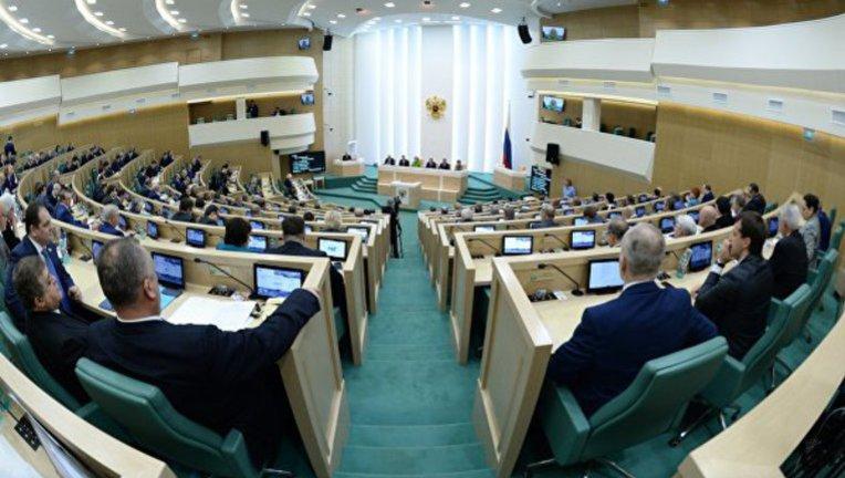 В СФ рассмотрят просьбу не поддерживать антитеррористический пакет, включающий закон об ограничении миссионерства