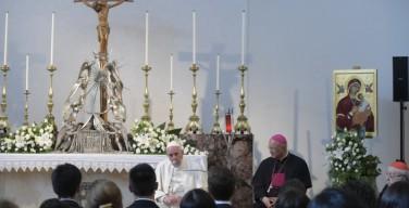 Папа Франциск: «У меня тоже случались кризисы веры»