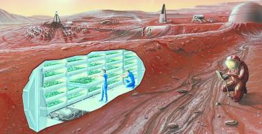 Колонизаторам Марса понадобится своя религия — польские ученые